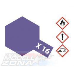 Tamiya Acrylic X-16 Purple