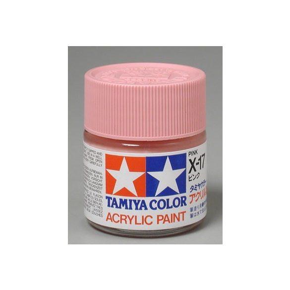 Tamiya Acrylic X-17 Pink