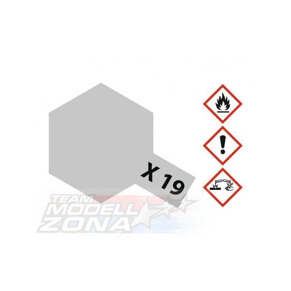 Tamiya Acrylic X-19 Smoke