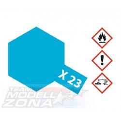 Tamiya Acrylic X-23 Clear Blue