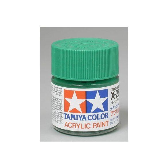 Tamiya Acrylic X-28 Park Green