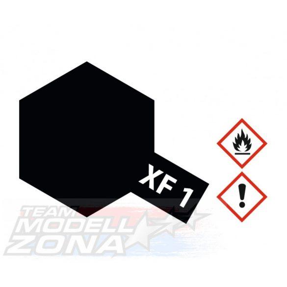 Tamiya Acrylic XF-1 Flat Black