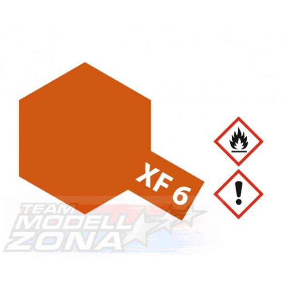 Tamiya Acrylic XF-6 Copper