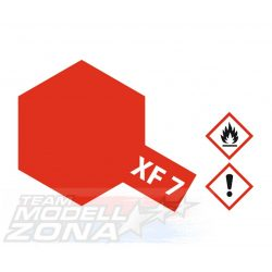 Tamiya Acrylic XF-7 Flat Red