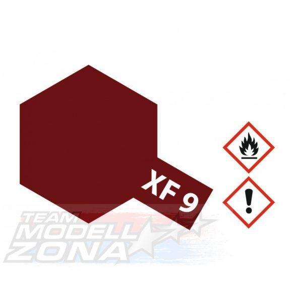 Tamiya Acrylic XF-9 Hull Red