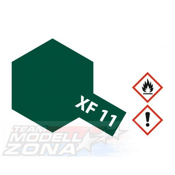 Tamiya Acrylic XF-11 Japan Navy Green