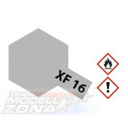 Tamiya Acrylic XF-16 Flat Aluminum