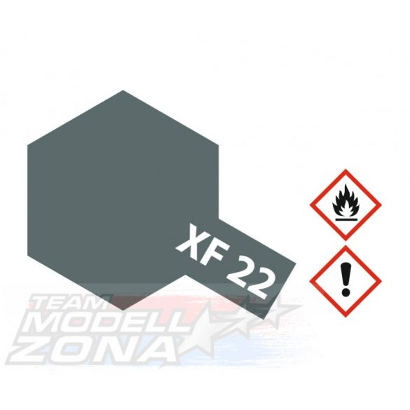 Tamiya Acrylic XF-22 RLM Grey