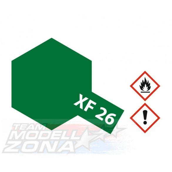 Tamiya Acrylic XF-26 Deep Green