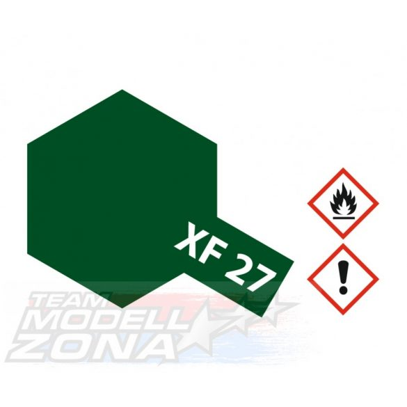 Tamiya Acrylic XF-27 Black Green