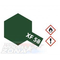 Tamiya Acrylic XF-58 Olive Green