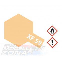 Tamiya Acrylic XF-59 Desert Yellow