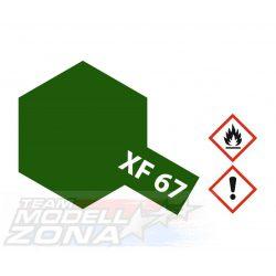 Tamiya Acrylic XF-67 NATO Green