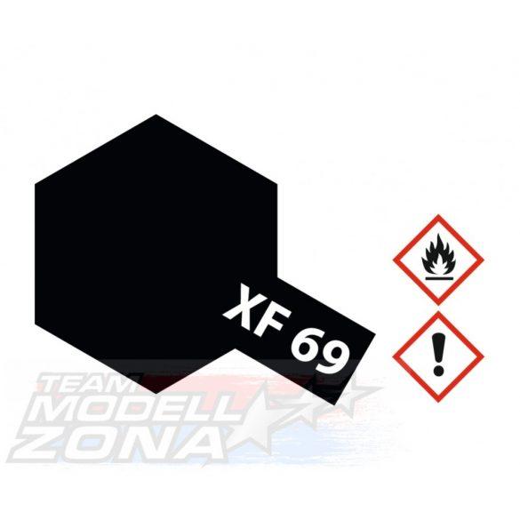 Tamiya Acrylic XF-69 NATO Black