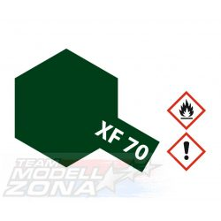 Tamiya Acrylic XF-70 Dark Green
