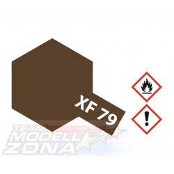 Tamiya XF-79 Linoleum deck brown 10 ml