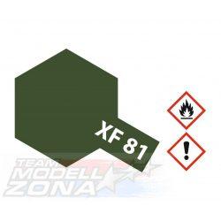 Tamiya XF-81 RAF dark green 10 ml