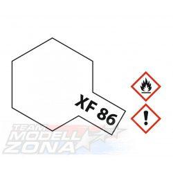 Tamiya XF-86 flat clear 10 ml