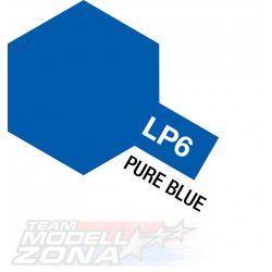LP-6 pure blue 10ml (VE6) - kék festék