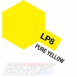 LP-8 pure yellow 10ml (VE6) - sárga festék