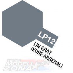 LP-12 IJN gray Kure Arsenal 10ml (VE6) - japán kure fegyver szürke - festék