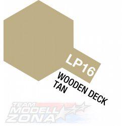 LP-16 Wooden Deck-Tan 10ml (VE6) - bézs festék