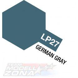 LP-27 german gray - 10ml (VE6) - német szürke festék