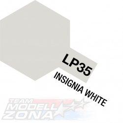 LP-35 insignia white - insignia fehér festék - 10 ml