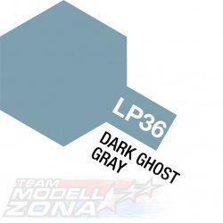 LP-36 dark ghost gray - sötét szellem szürke festék - 10 ml
