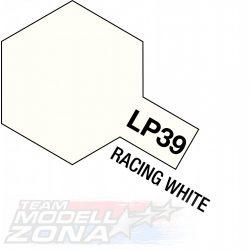 LP-39 racing white - verseny fehér színű festék - 10 ml