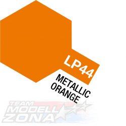 LP-44 metallic orange - metálos narancs színű festék - 10 ml