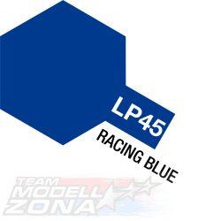 LP-45 racing blue - verseny kék festék - 10 ml