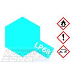 LP-68 Clear Blue- átlátszó kék (10 ml)
