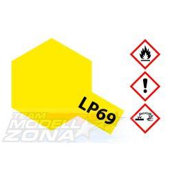 LP-69 Clear Yellow- átlátszó sárga (10 ml)