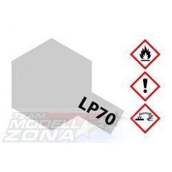 LP-70 Aluminium - fényes alumínium festék (10ml)