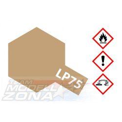 LP-75 Buff (Gelbbraun) matt - sárgás barna matt festék (10ml)