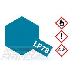 LP-78 Blau matt - kék matt festék (10ml)