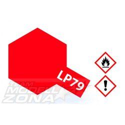 LP-79 Rot matt - piros matt festék (10ml)