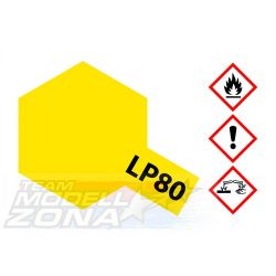LP-80 Gelb matt - sárga matt festék (10ml)