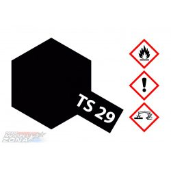 Tamiya TS-29 Semi Gloss Black spray