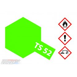 Tamiya TS-52 Candy Lime Green spray