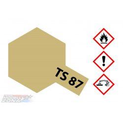 Tamiya TS-87 titanuim gold