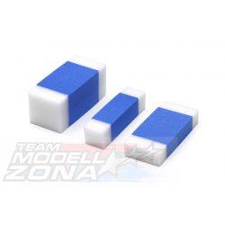Tamiya - 3 db polírozó szivacs
