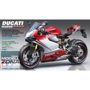 Tamiya - 1:12 Ducati 1199 Panigale S Tricolore - makett