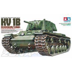 Tamiya - 1:35 Rus. KV-1B 1940 Schwerer KPz (1) - makett