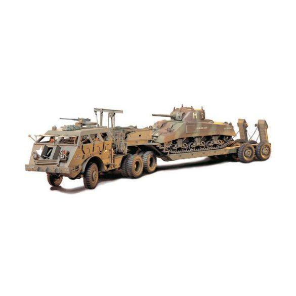 Tamiya - 1:35 US 40to Transp. Dragon Wagon (4) makett