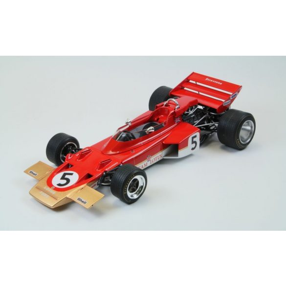 Ebbro Team Lotus Typ 72C 1970 - makett