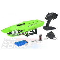 Carson - Race Shark FD 2.4G 100% RTR - menetkész modell katamarán