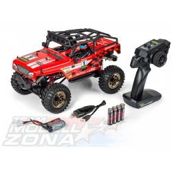 Carson 1:12 Mountain Warr.Sport 2.0 100%RTR red