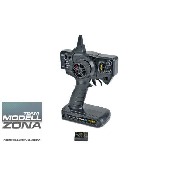 Carson 2,4Ghz Reflex Wheel-X1 távirányító